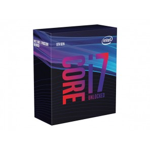 Intel Core i7 9700K - 3.6 GHz - 8 cœurs