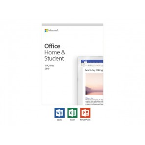 Pack OFFICE Microsoft Home and Student 2019