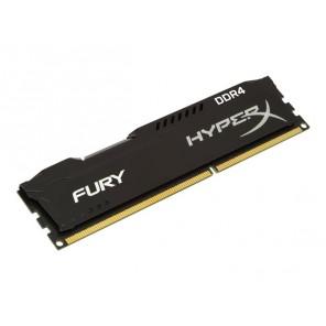 RAM HyperX FURY - DDR4 - 4 Go - noir