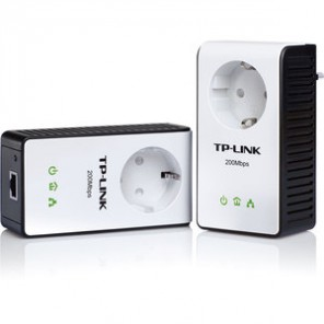 CPL TP-LINK 200 Mb traversant (la paire)
